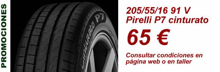 Aprovecha esta oferta de Pirelli